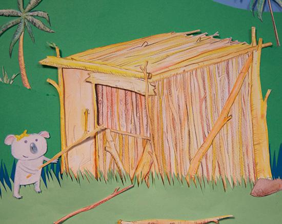 <p>Children's book illustration.</p>
