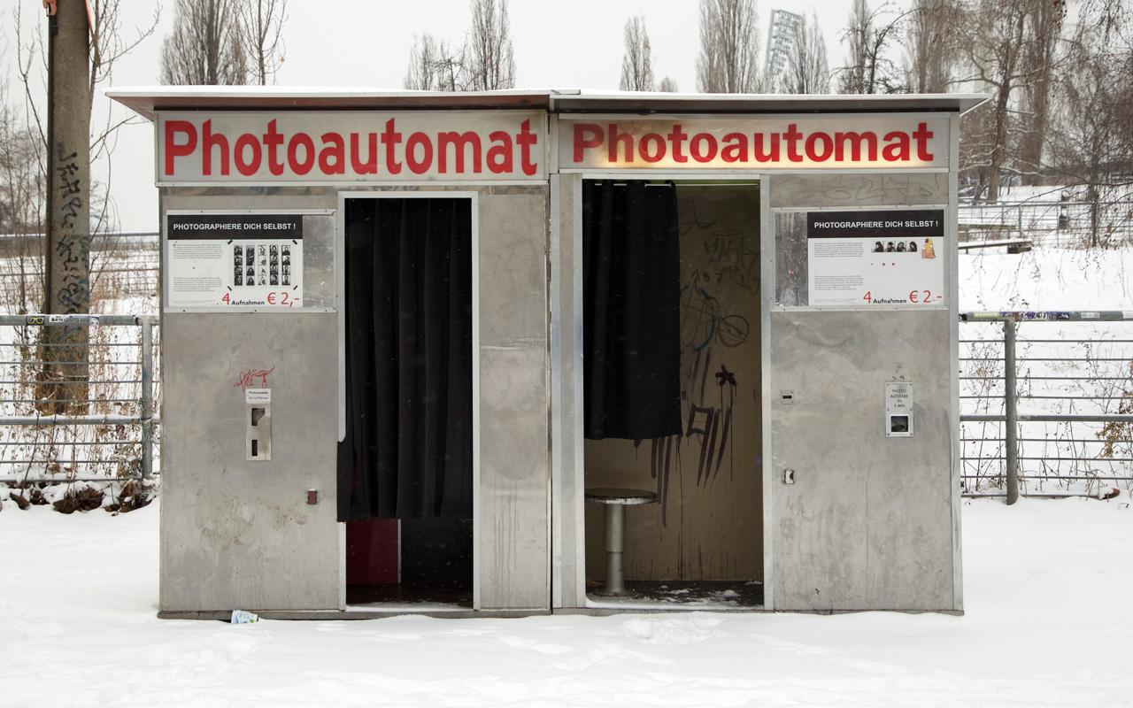<p>Photoautomat.</p>